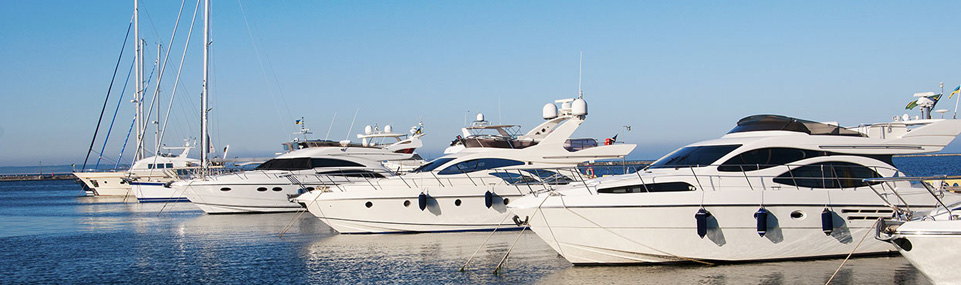 yachts rent and management