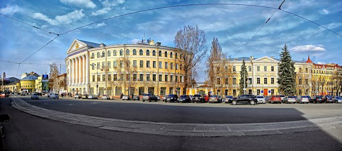 Національний університет києво