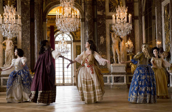 Chateau de Versailles Spectacle  danse baroque galerie des Glaces