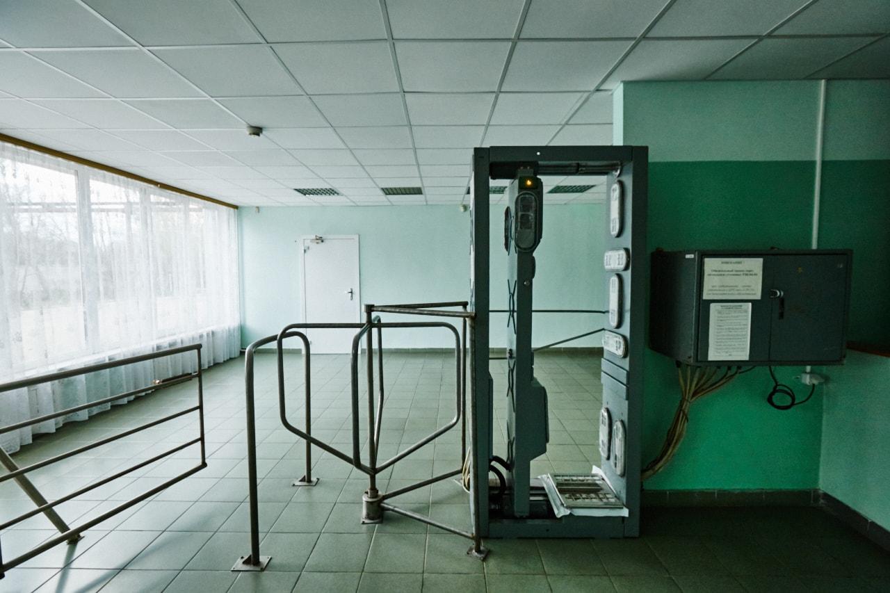 Dosimetric control in Chernobyl Nuclear Power plant
