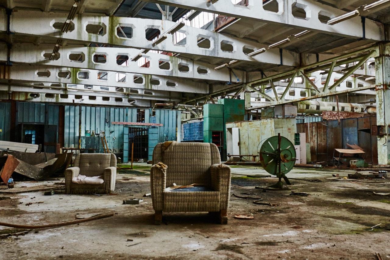 Jupiter factory abandoned Chernobyl Pripyat soviet army war